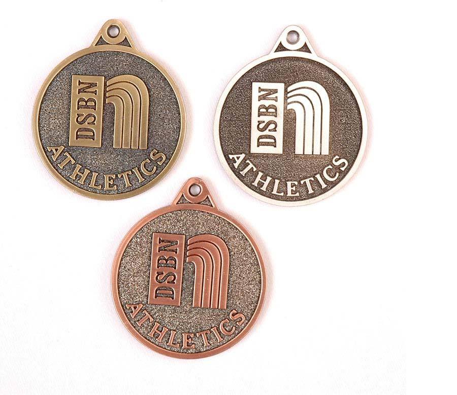 Custom Cast Medallions