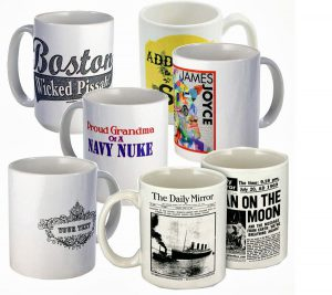 Coffee Mugs - Dye Sublimation