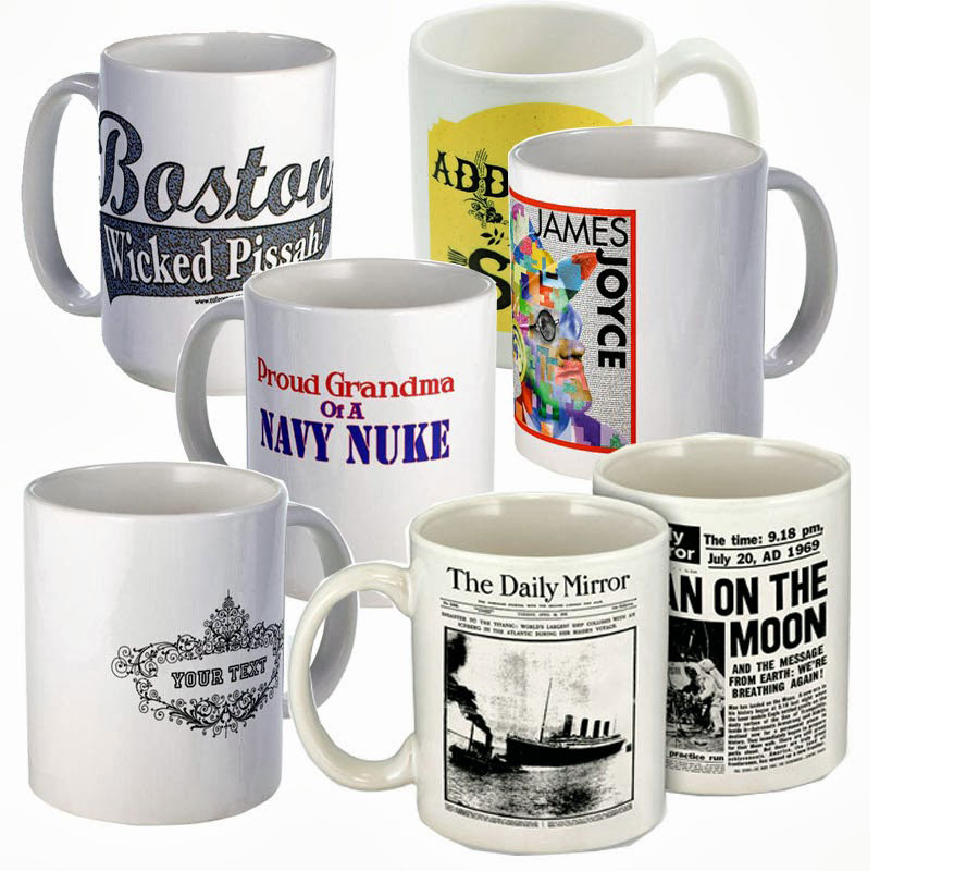 Coffee Mugs - Dye Sublimation