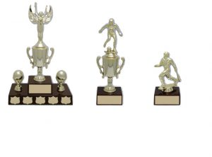 Walnut Trophies - Small