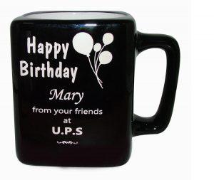 Coffee Mugs - Lasered & Screened